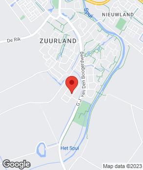 Locatie Autobedrijf Jos Enthoven | Vakgarage Jos Enthoven op kaart