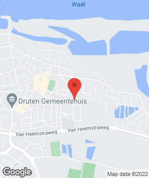 Locatie Handelsonderneming Surplus Druten B.V. op kaart
