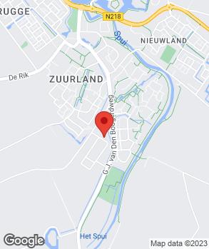 Locatie Automobiel- en Garagebedrijf Boekestijn op kaart