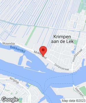 Locatie Handelsonderneming G.J. den Breems op kaart