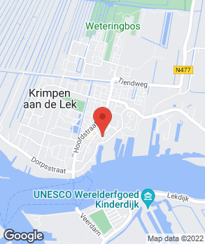 Locatie Autobedrijf J. Larooy op kaart