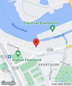 Locatie Autobedrijf Willemsbrug B.V. op kaart
