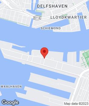 Locatie Andre Cars op kaart