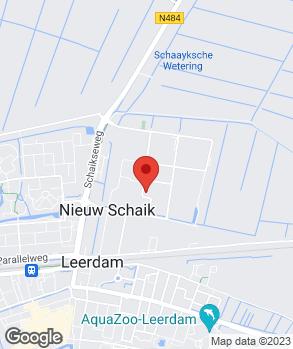 Locatie Kemkes Car Trading B.V. op kaart