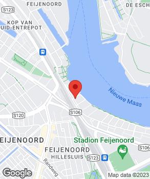 Locatie Profile Car & Tyreservice Rotterdam-Zuid op kaart