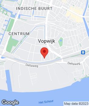 Locatie Garage Elro op kaart