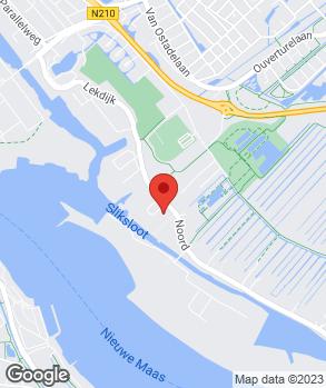 Locatie Autobedrijf ARC op kaart