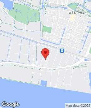 Locatie Garagebedrijf Pamukkale op kaart
