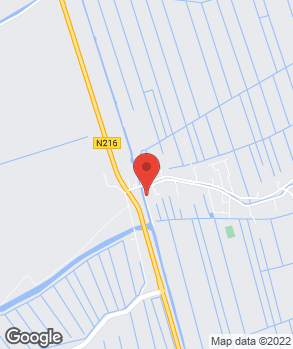 Locatie Autobedrijf H. Roest B.V.   Vakgarage Roest op kaart