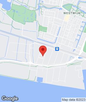 Locatie Garage T.J. Buisman op kaart
