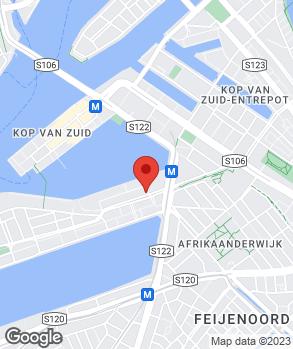 Locatie Autoschadebedrijf Ster op kaart
