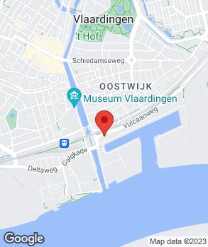 Locatie Garage Willem II op kaart