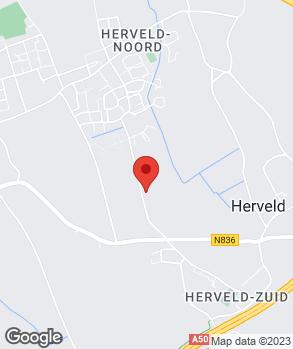 Locatie AutoNav op kaart