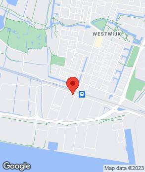 Locatie Autoservice West op kaart