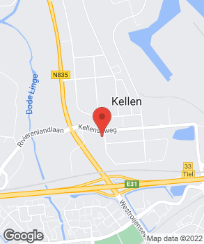 Locatie Mulders Autobedrijf B.V. op kaart