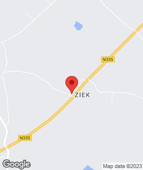 Locatie Autobedrijf Ebus op kaart