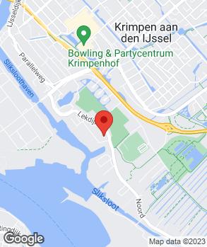 Locatie Autobedrijf de Wit op kaart