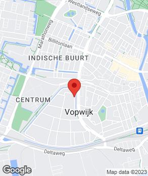 Locatie Mobility Centre Wilhelmina Garage op kaart