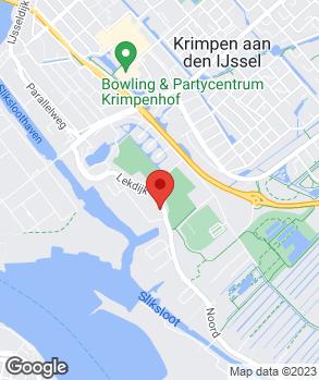 Locatie V.O.F. L. Lagendijk Auto's op kaart