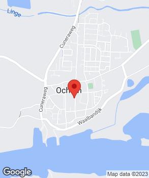 Locatie Dik Brouwer Auto's op kaart