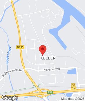 Locatie Schuilenburg Auto's op kaart