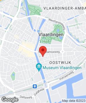 Locatie Klusbedrijf Destra op kaart