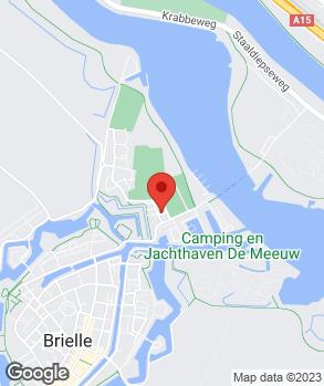 Locatie Car Repair Brielle op kaart