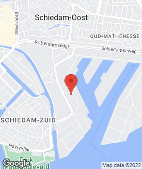 Locatie SHM Transmissie B.V. op kaart