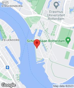 Locatie AJW Technical Support op kaart