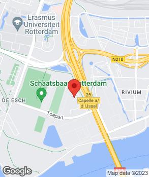Locatie Breeman schadeherstel B.V. op kaart