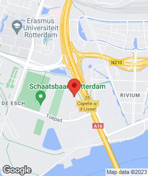 Locatie F. Breeman Auto- en Motorbedrijven B.V. op kaart