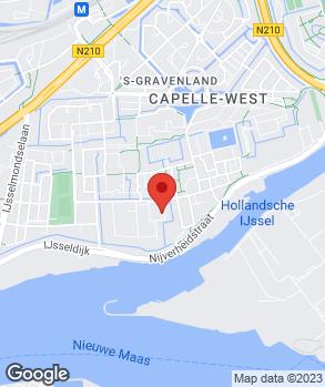 Locatie Smits Autobedrijven B.V. op kaart