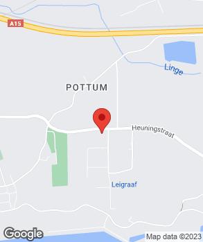 Locatie Handelsonderneming Van der Kwast op kaart
