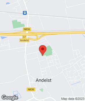 Locatie Bever Andelst B.V. op kaart