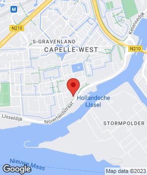 Locatie Madina Autobedrijf op kaart