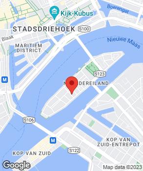 Locatie Garage Eiland op kaart