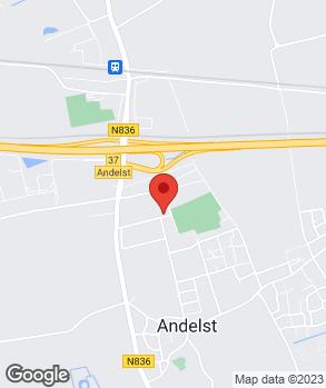 Locatie Autohandel Boldewijn op kaart