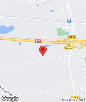 Locatie Stunnenberg Auto Service op kaart