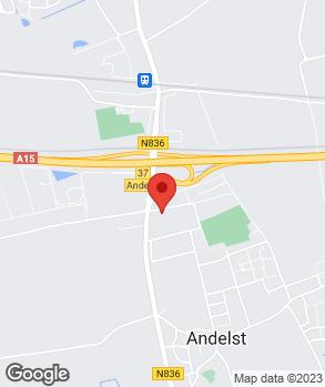 Locatie Van Lonkhuijzen Auto's B.V. op kaart