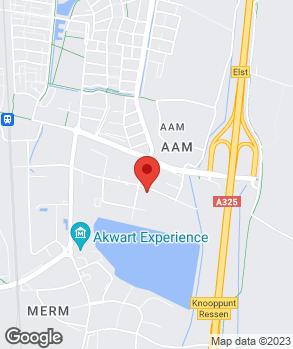 Locatie Bereket Car Center op kaart