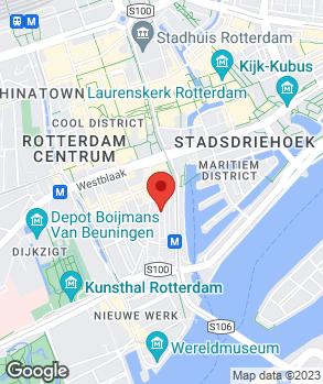 Locatie Auto Baan Center B.V. op kaart
