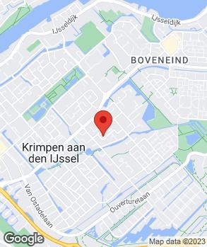 Locatie Autobedrijf Roocar op kaart