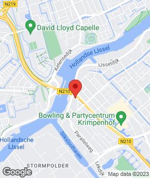 Locatie Vuik Auto's op kaart