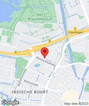 Locatie Automobiel- en Garagebedrijf Hoogwerf B.V. op kaart