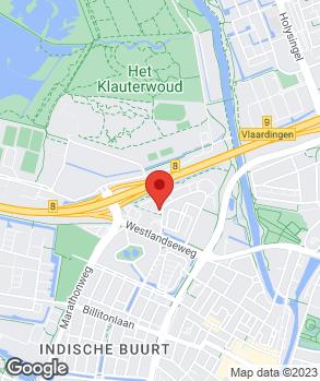 Locatie Automobielbedrijf Dorzo B.V. op kaart