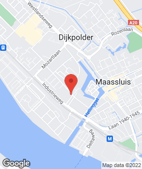 Locatie Mo-Dyna op kaart