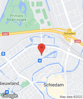 Locatie King autoservice op kaart