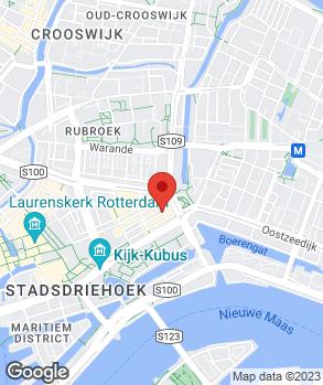 Locatie H. & P. van Geest B.V. op kaart