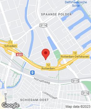 Locatie Garagebedr. Liekendiek - ink./verk. automob. op kaart