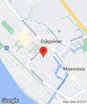 Locatie Autobedrijf Volkan op kaart